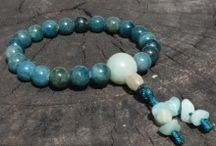 Wrist Malas / All our favorite wrist malas, new designs, exotic and rare bead types, etc.