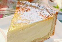 torta alemã de queijo