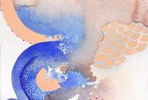 Art Inspiration / by Jess Boucher