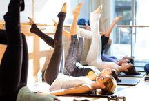 Barre Workout / rank und schlank