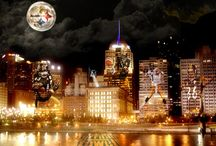 Pittsburgh  / by Steeler Addicts