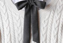 Ribbon necktie