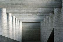 CONCRETE / Concrete architecture, texture, mood.