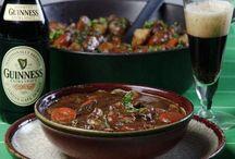 Gastronomie / Voici des plats qui nous viennent tout droit d'Irlande, d'Ecosse et du Pays de Galles, mais aussi des membres de l'équipe d'Alainn Tours afin de découvrir de nouveaux horizons culinaires. Bon appétit à tous !