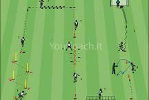 тренировка игроков