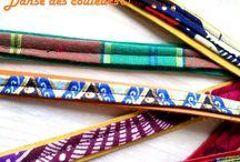 MONTRES BIJOUX / ACCESSOIRES Cuir, wax, coton, couture, couleurs du monde. www.dansedescouleurs.fr http://dansedescouleurs.com/prestashop16/
