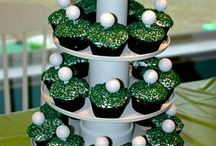 Golf Themed Treats / Food and Golf… Two of our favorite things in life!