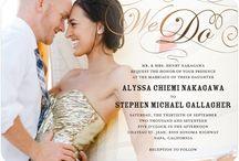 Wedding invitations paper