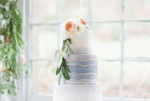 Painterly Wedding Inspiration