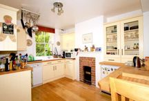 Some beautiful kitchens from our properties currently For Sale...... / Call us today on 01865 554422 for more information
