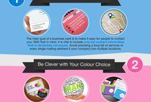 Business Card Printing / Here you will find some inspiration for your next business card.