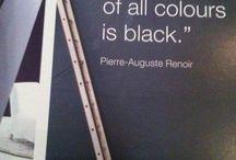 Coz I like Black