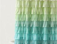 Home Ideas :: Girls' Bathroom / by Betsy Treece