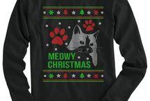 Christmas Shirts and Ugy Sweaters