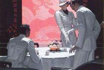 Artist - Mead Schaeffer
