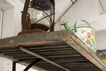 Upcycled furniture & accessories