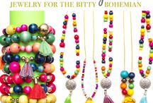 Honey Girl / Jewelry for the bitty bohemian.