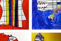 3rd-4th grade lesson ideas / by Devon Inglee