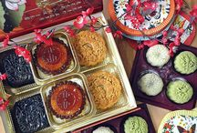 {Recipes} Homemade Mooncakes