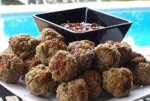 Savouy meatballs