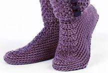 botas de croche