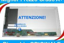 Monitor, Pannelli, Display e Schermi Lcd-Led per Notebook e Portatili