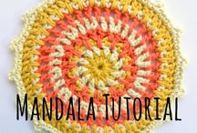 Crochet-Mandalas / by JenevaGriffin AStitchAboveTheRest
