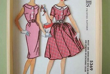 what to make with vintage patterns