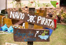 Festa do pirata