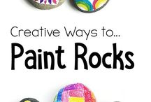 art rock painting