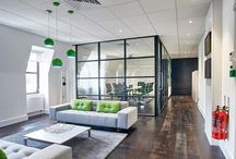 Transom (T-Bar) Glass Partitioning