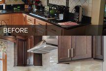Kitchen Renovation work