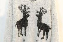Knitwear fixation