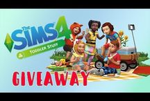The Sims 4 Giveaways