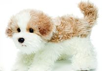 puppies soft toys