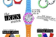 // BLOGGERS FOR IKEN // / Blogs where iKen watches were showcased.