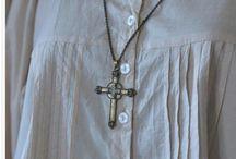 Jeanne d'Arc Living chemisier / Disponible en taille S & M