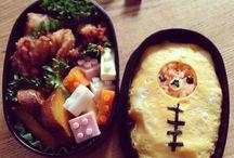 お弁当 Children's lunch box / 子供向けお弁当  I is the lunch that made