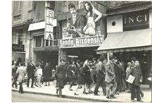 Sinema Salonları / Sinema Salonları #yeşilçam #turksinemasi #sinema #salonlar