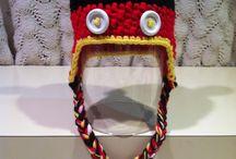 Tricot enfants / Bonnets, gants,écharpes