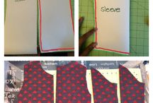 Sewing basics - Clothing DIY & Remake