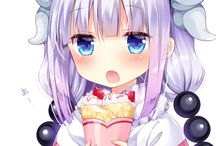 Kanna Dragon Maid-sama