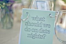 Dream Wedding Ideas / I would love these things at my big day... one day. :) / by Kelsey Groff