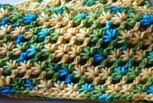 Crochet Stitches - Unusual