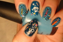 Father's Day Nails / With Father's Day this weekend (Sunday 16th June) it's time to show your love for dad by getting arty with your talons... / by Wahanda