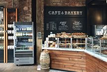 cafe bakery design