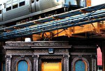 Subway Station Architektur