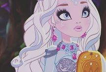 ever after high faverates