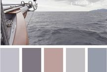 Spa colors / by Beth Hawes