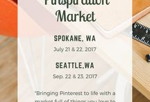 Pinspiration Markets / Locations and dates of our events happening around the country. Come experience Pinspiration in person at our next event near you!